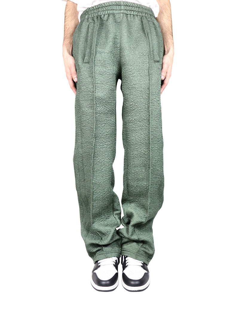 SMOCKS KHAKI TECHNICAL PANTS
