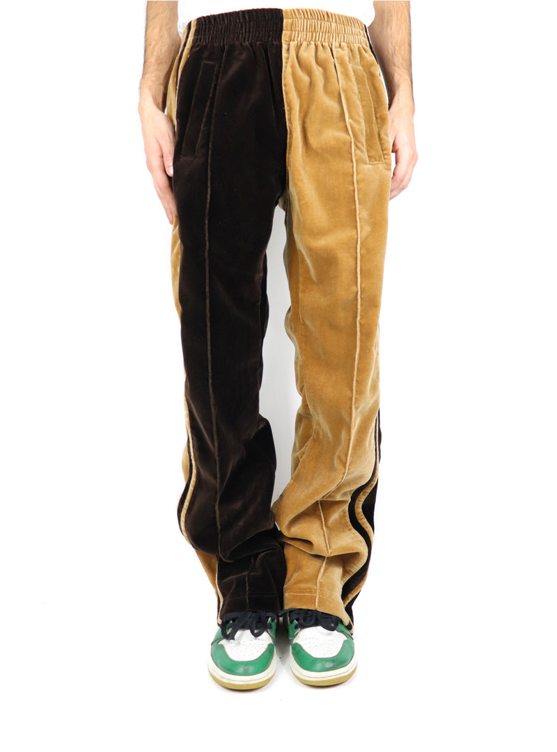 DUO TECHNICAL PANTS AMBER/BROWN