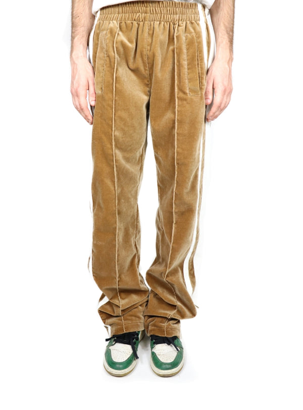 AMBER YELLOW TECHNICAL PANTS