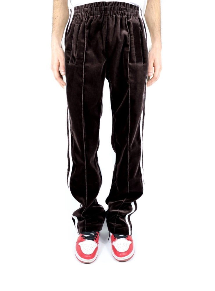 BARK BROWN TECHNICAL PANTS