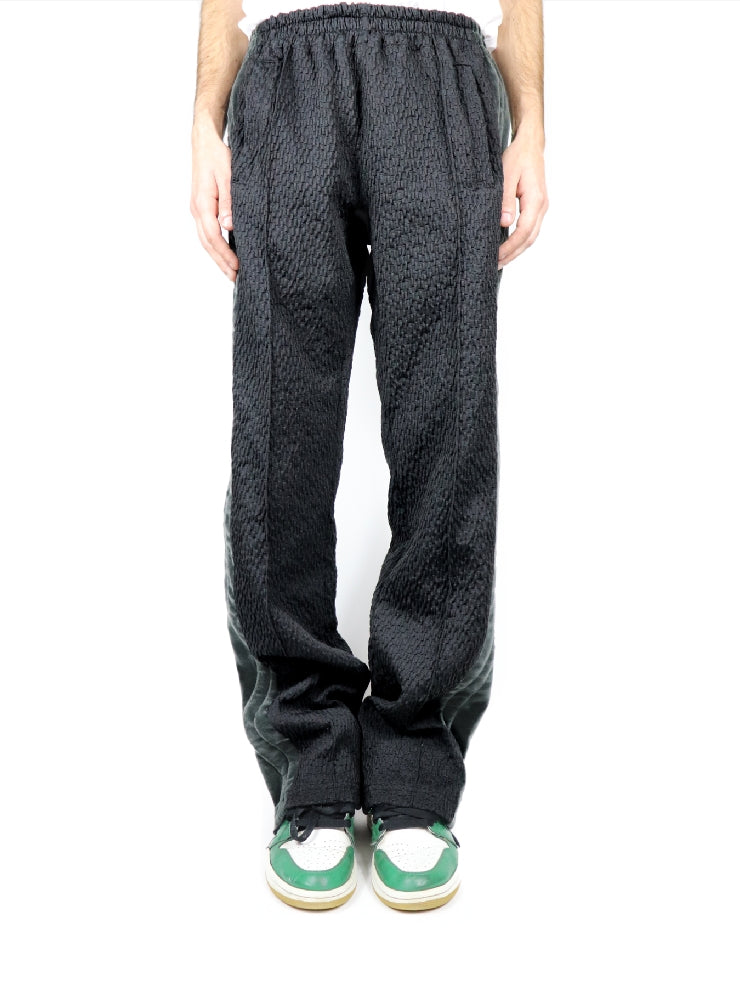 CRUNCHY BLACK TECHNICAL PANTS