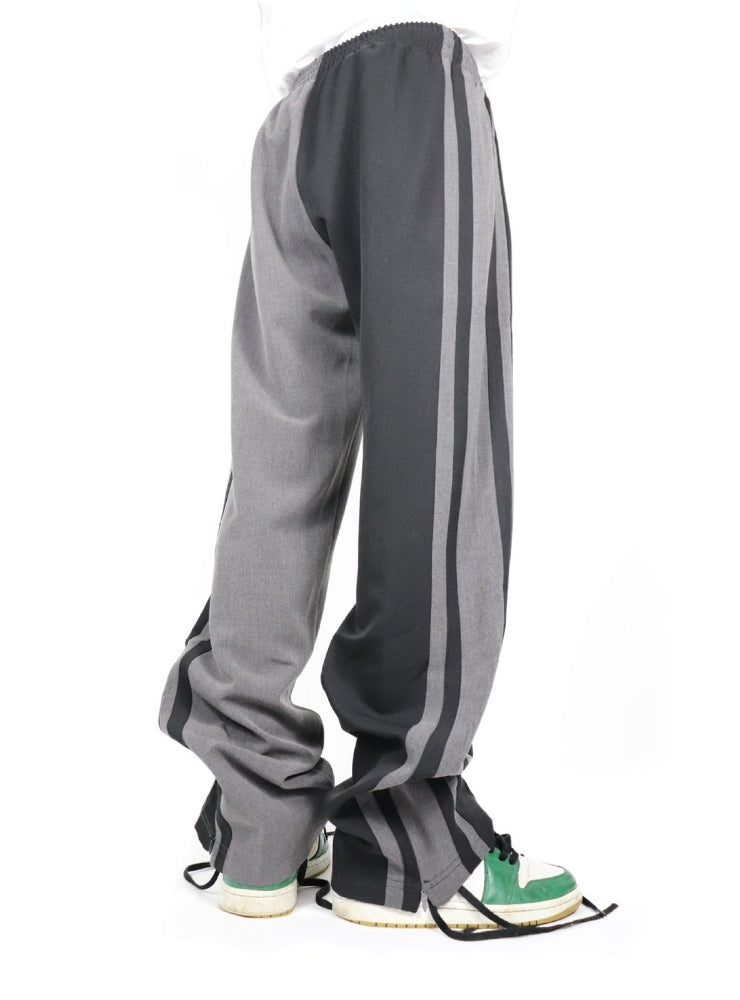 DUO TECHNICAL PANTS BLACK/GREY