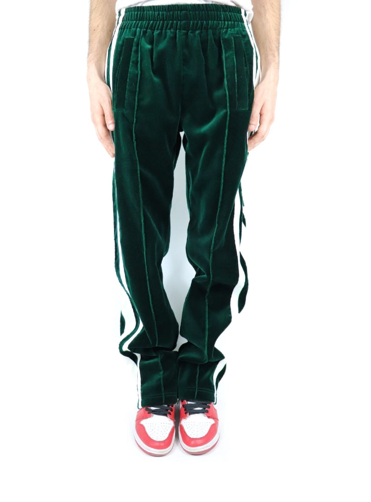 FOREST GREEN TECHNICAL PANTS