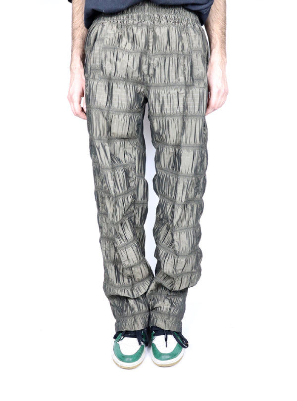 PARACHUTE GREEN TECHNICAL PANTS