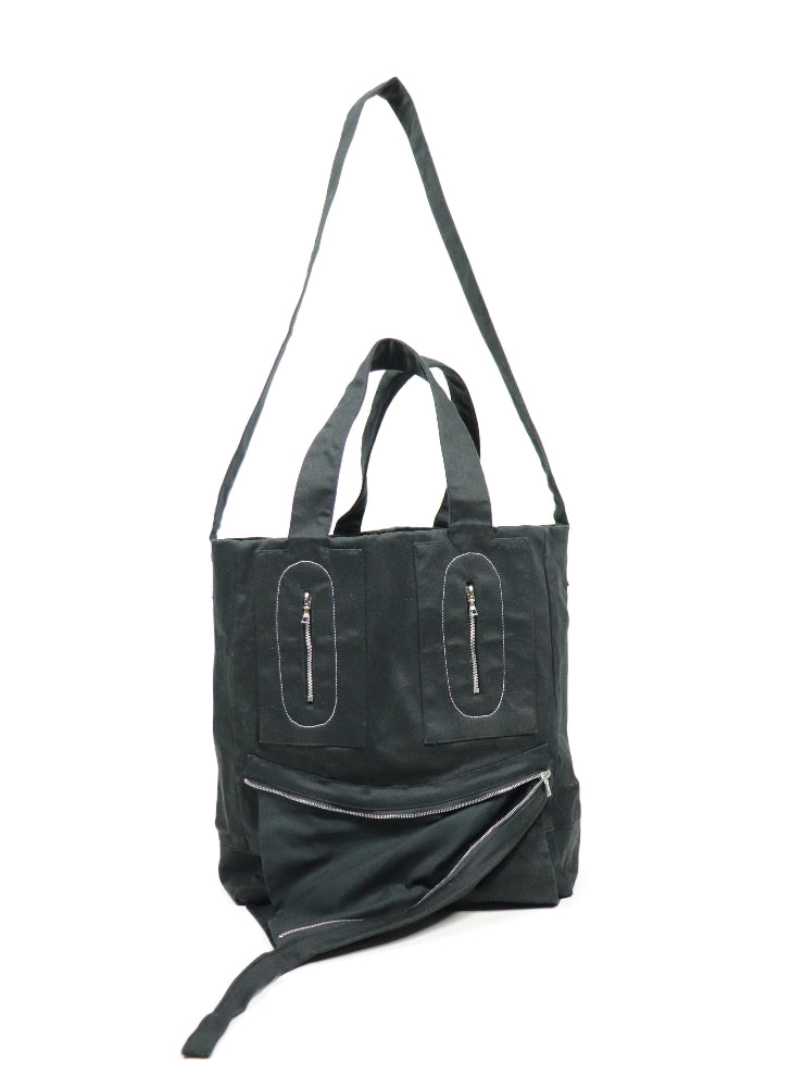 SMILE KEEPER BAG BLACK