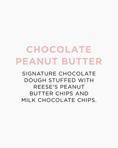 CHOCOLATE PEANUT BUTTER
