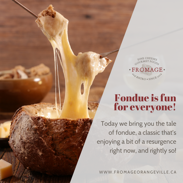 Fondue is Fun for Everyone!