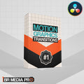 The Motion Graphics Transition Pack 1