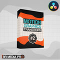 The Motion Graphics Transition Pack 2 - BR Media Pro