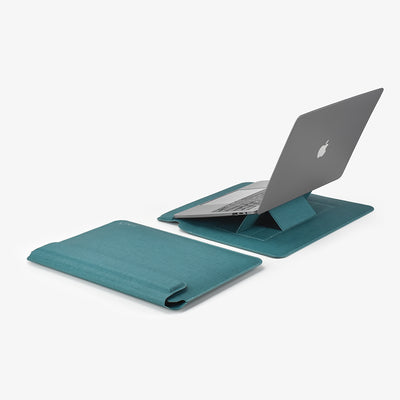NEW PU Lattice Texturet Laptop Stand-SINEX SHOP