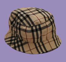 Load image into Gallery viewer, Vintage 00s Y2K Burberry Nova check print Bucket Hat