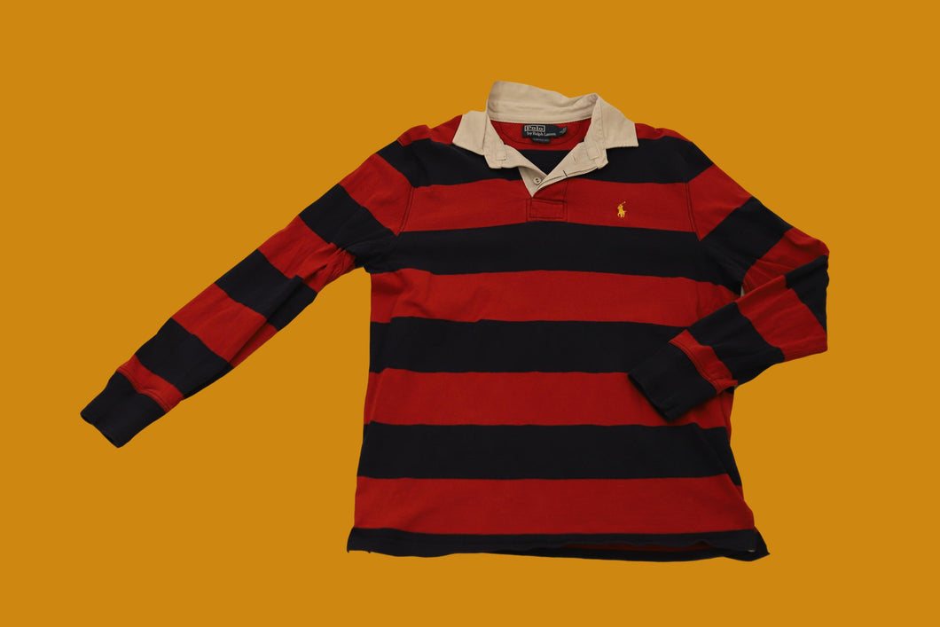 Vintage Polo Ralph Lauren Long Sleeves Polo Jersey