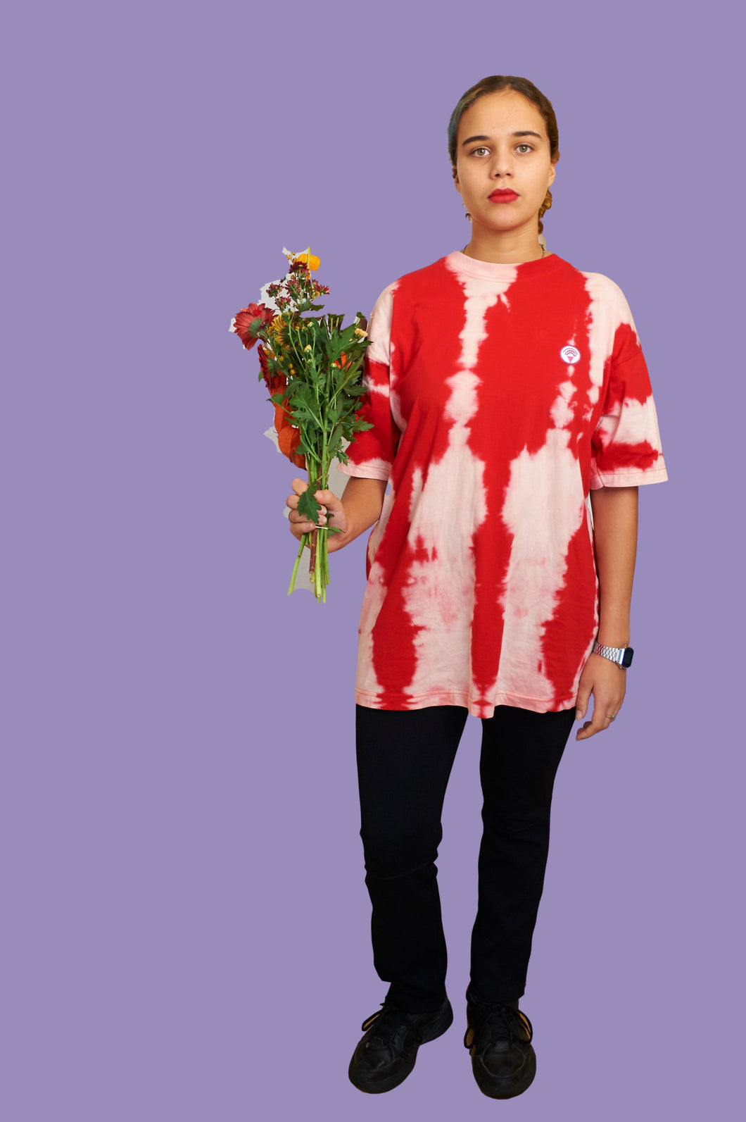 Reworked Customed Tie n Dye T-shirt