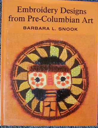 Embroidery Designs from Pre-Columbian Art