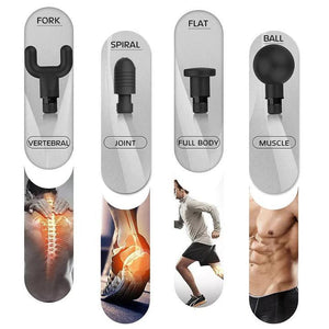 Massage Gun Deep Tissue Percussion Muscle Massager for Pain Relief