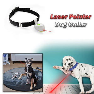 Laser Pointer Pet Pet Collar