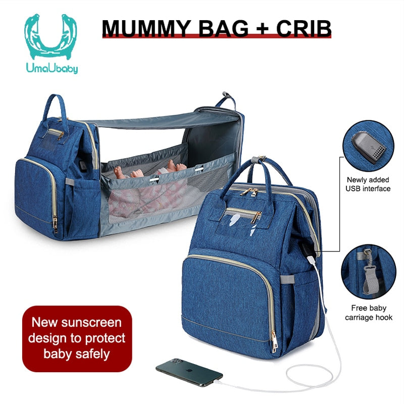 Our No#1 Baby Bag 🎒😍 Making Motherhood A Lot Easier! 👶