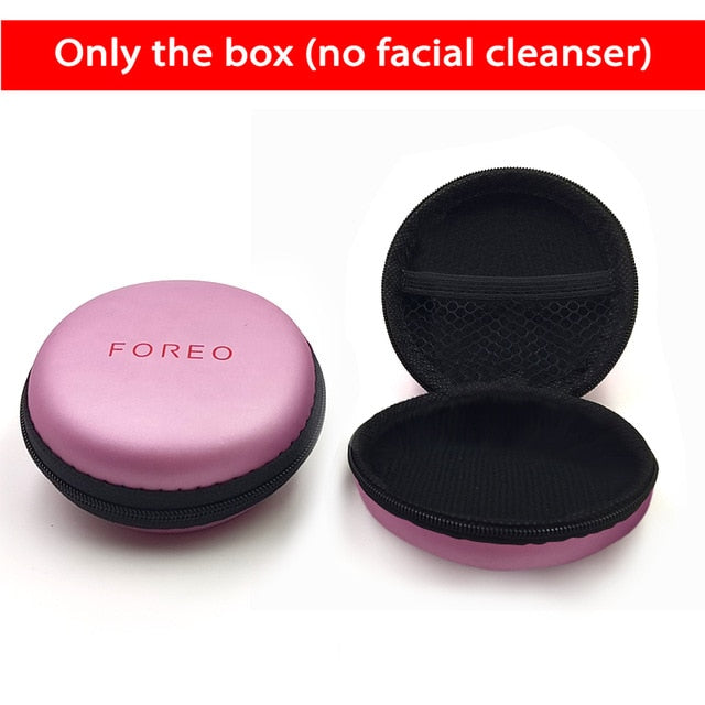 GLAMOURY Beauty 2 Facial Electric Face Cleansing Brush Waterproof, Top Quality, Rejuvenate Skin