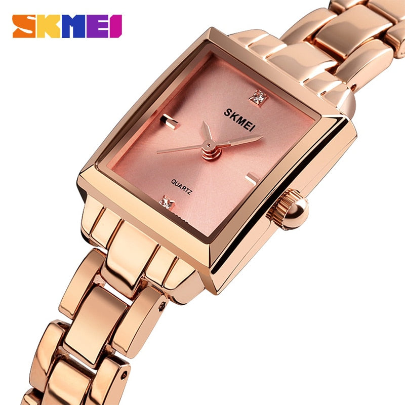 Top Brand Women Luxury Fashion Watches Waterproof