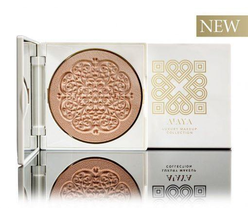 Alaya Makeup- Luminous Bronzing Powder - Sunny Soft Touch - SecretGardenChina