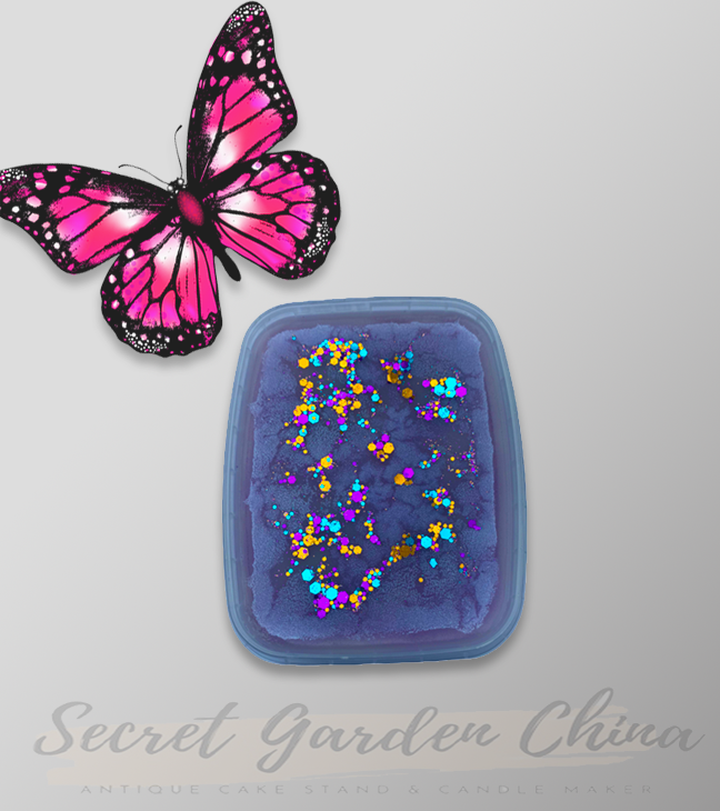 Tobacco & Vanilla scented wax melt tub 100-110g - SecretGardenChina