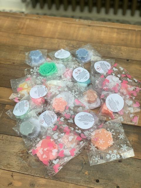 25 wax melt samples for £10! - SecretGardenChina