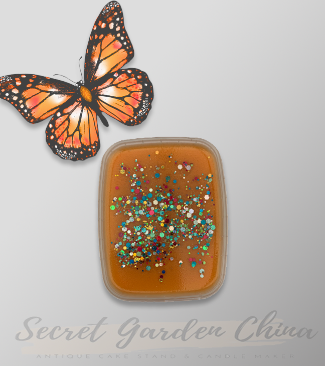 Jelly bean scented wax melt tub 100g - SecretGardenChina