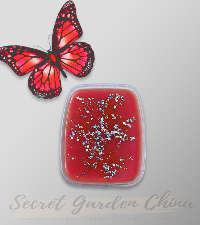 Candy Floss Scented Wax Melt Tub 100-110g - SecretGardenChina