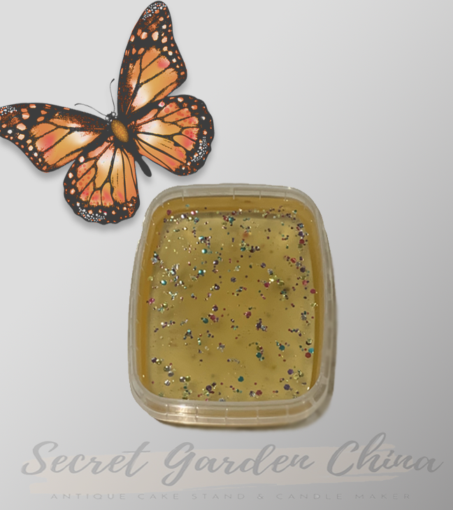 Coco & Sandalwood scented wax melt tub 100-110g - SecretGardenChina