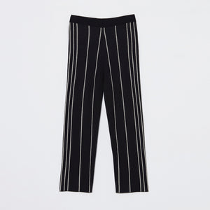 Striped Knit Pants