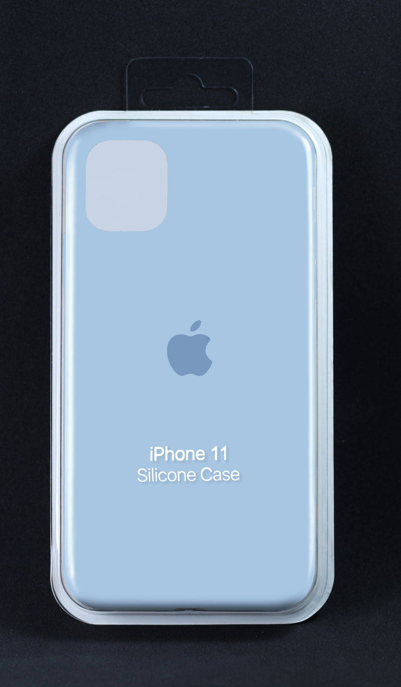 Case Silicon Iphone 11 Color 50