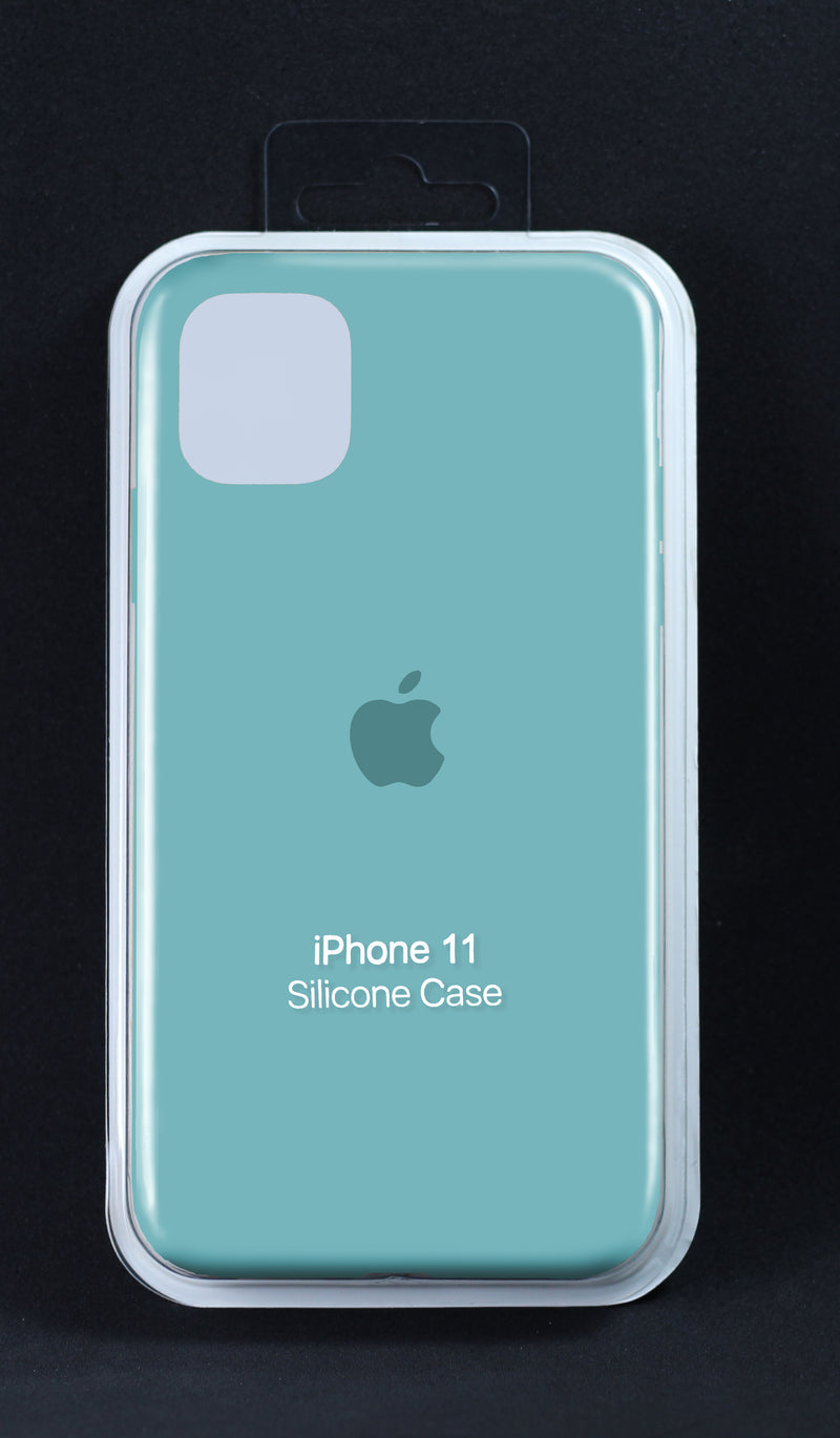 Case Silicon Iphone 11 Color 49