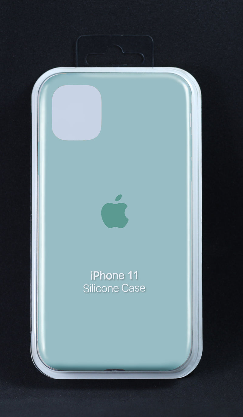 Case Silicon Iphone 11 Color 45