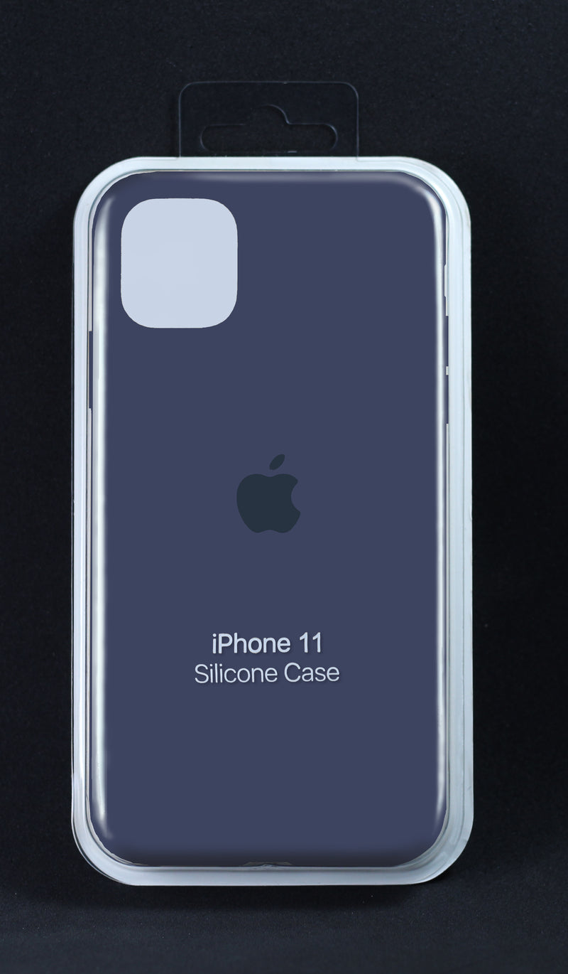 Case Silicon Iphone 11 Color 12