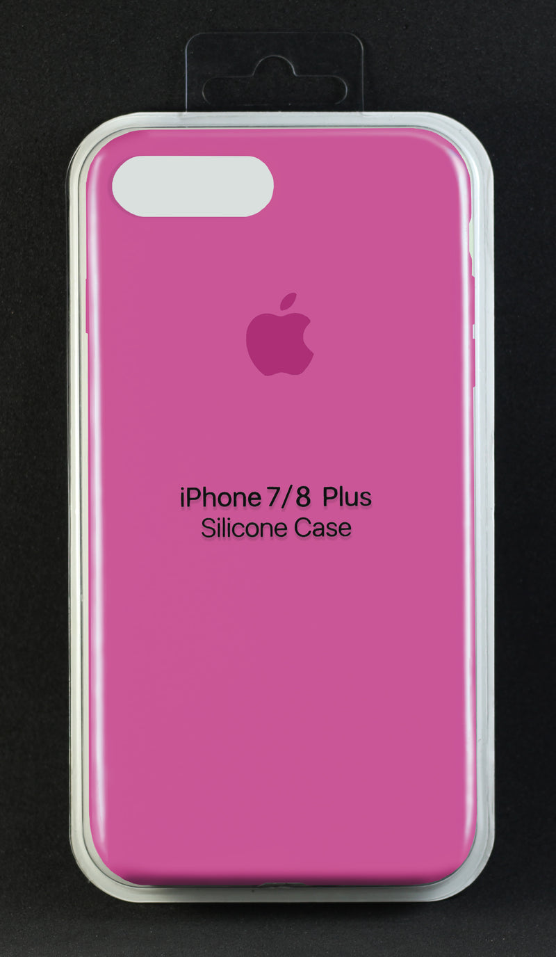 Case Silicon Iphone 7 / 8 Plus Color 22