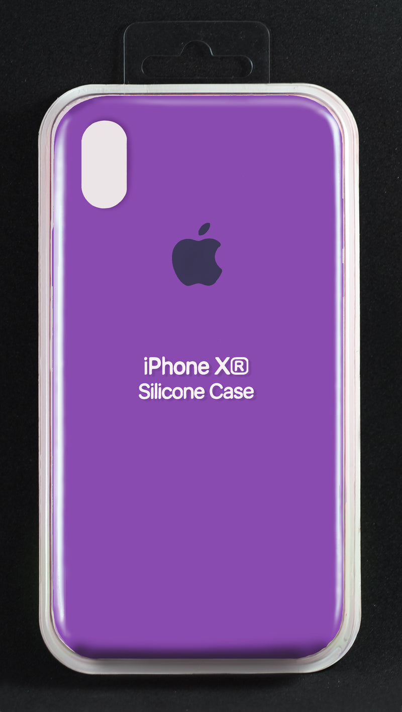 Case Silicon Iphone XR Color 21