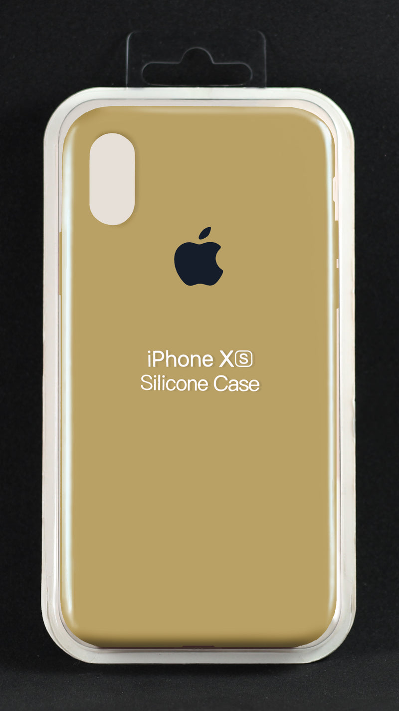 Case Silicon Iphone X / XS Color 21