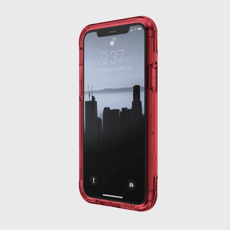 Case Raptic Air iPhone 11 Pro Rojo
