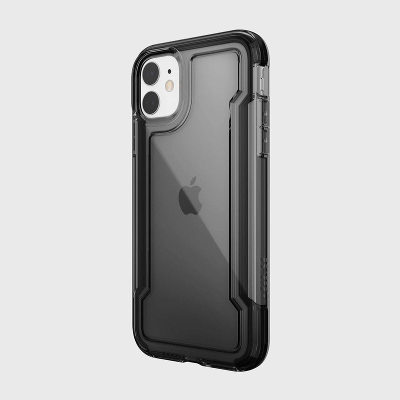 Case Raptic Clear iPhone 11 Humo