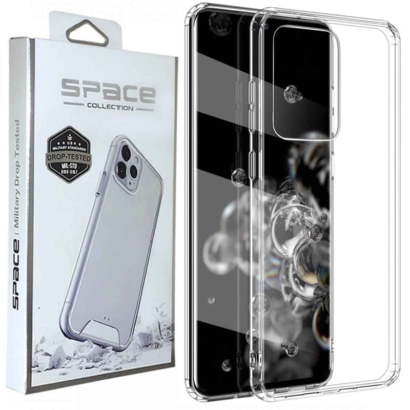 Case Space Transparente Samsung A20