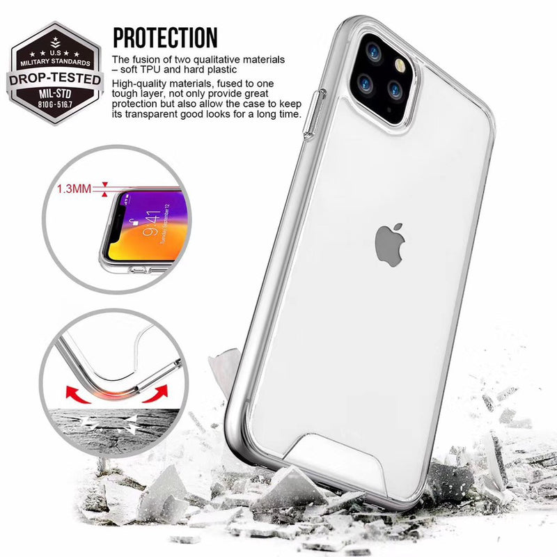 Case Space Transparente Samsung A20S