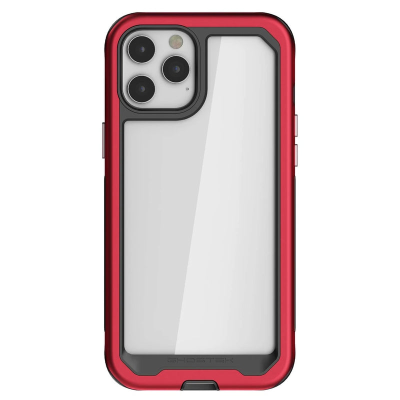 Case Ghostek Atomic Slim Iphone 12 Pro Max Rojo