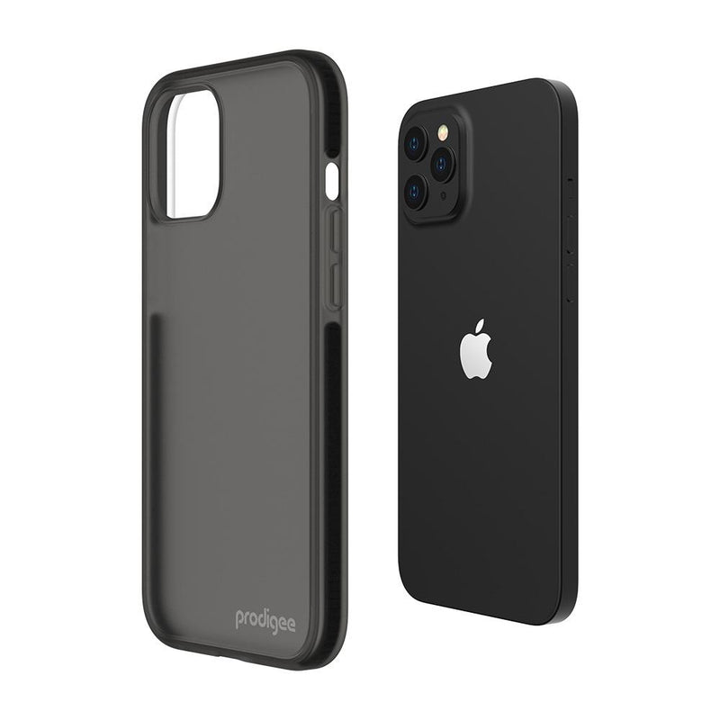 Case Prodigee Safetee Smooth iPhone 12 / 12 Pro Humo
