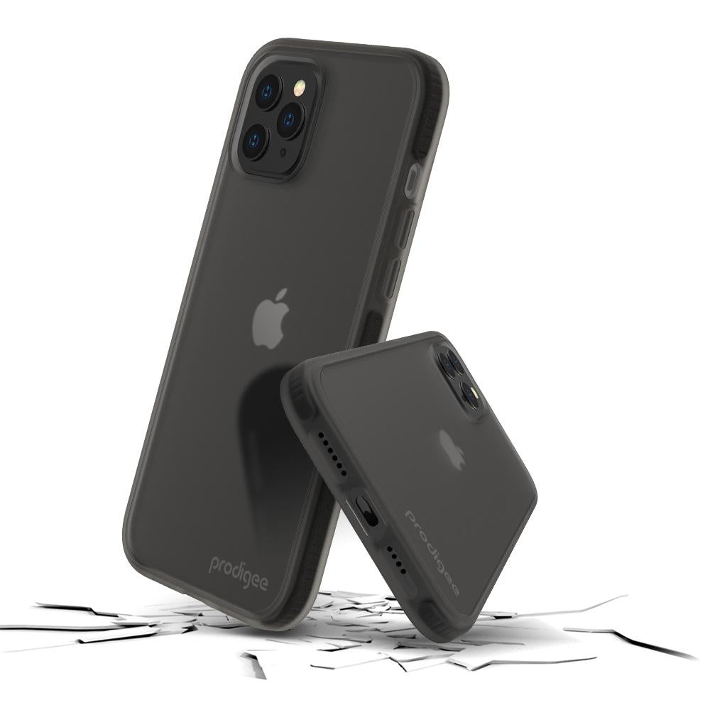 Case Prodigee Safetee Smooth iPhone 12 Pro Max Humo