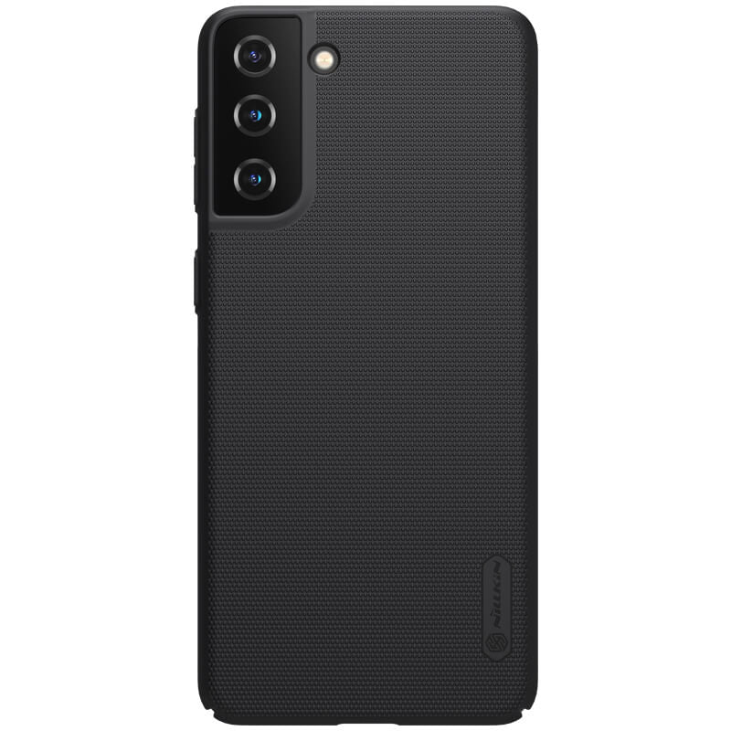 Case Nillkin Frosted Shield Samsung S21 Plus Negro