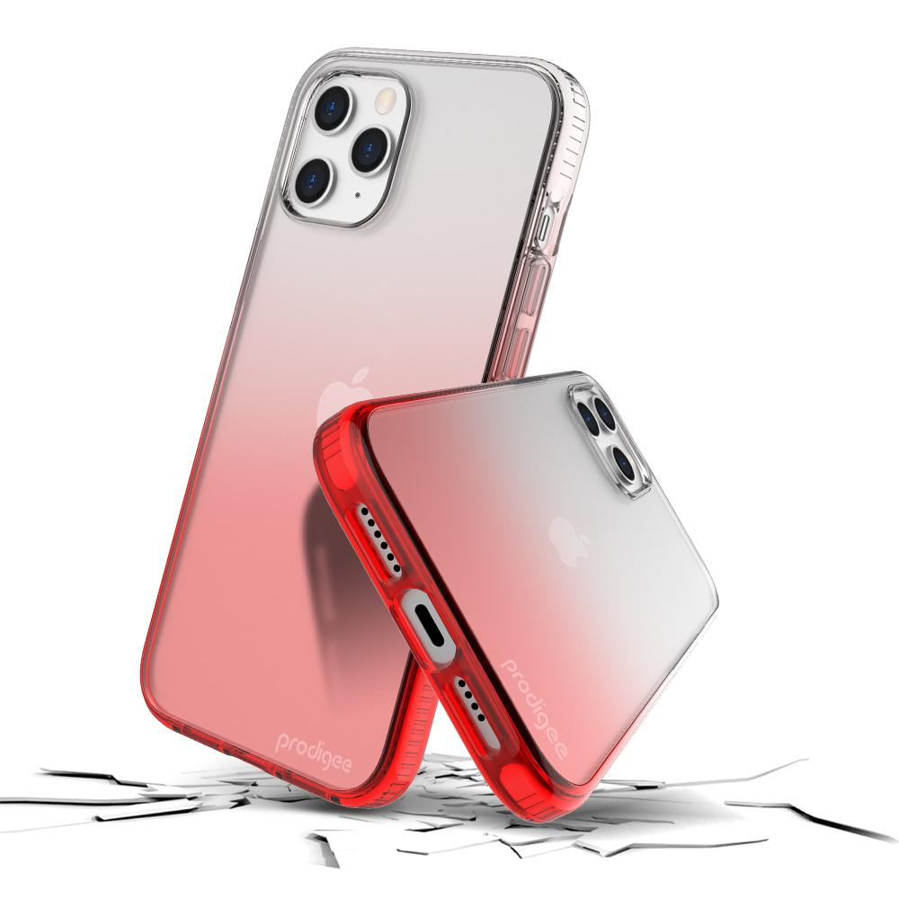 Case Prodigee Safetee Flow iPhone 12 / 12 Pro Blush