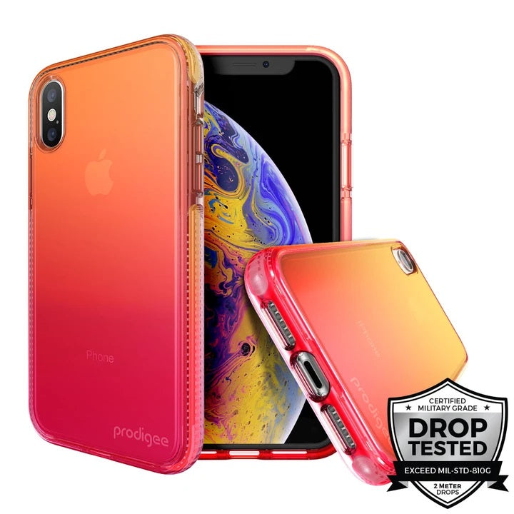 Case Prodigee Safetee Flow iPhone X / Xs Passion