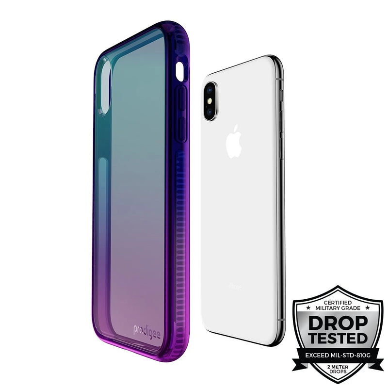 Case Prodigee Safetee Flow iPhone Xr Space