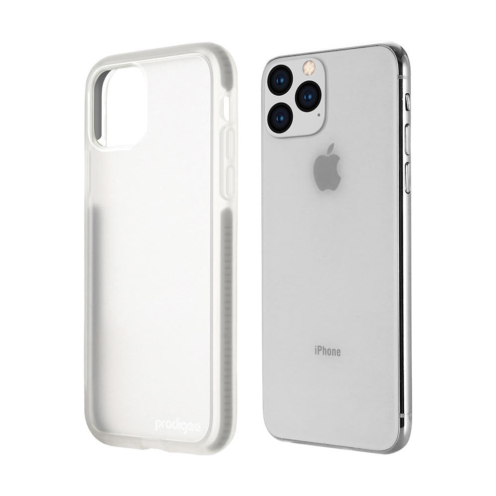 Case Prodigee Safetee Smooth iPhone 11 Pro Plateado