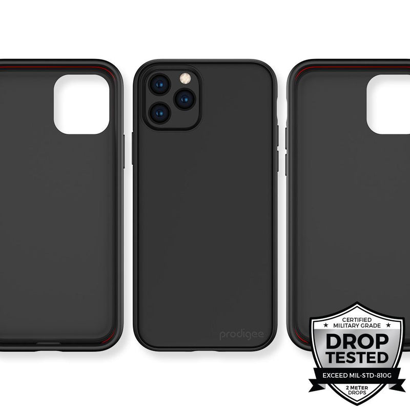 Case Prodigee Safetee Smooth iPhone 11 Pro Negro